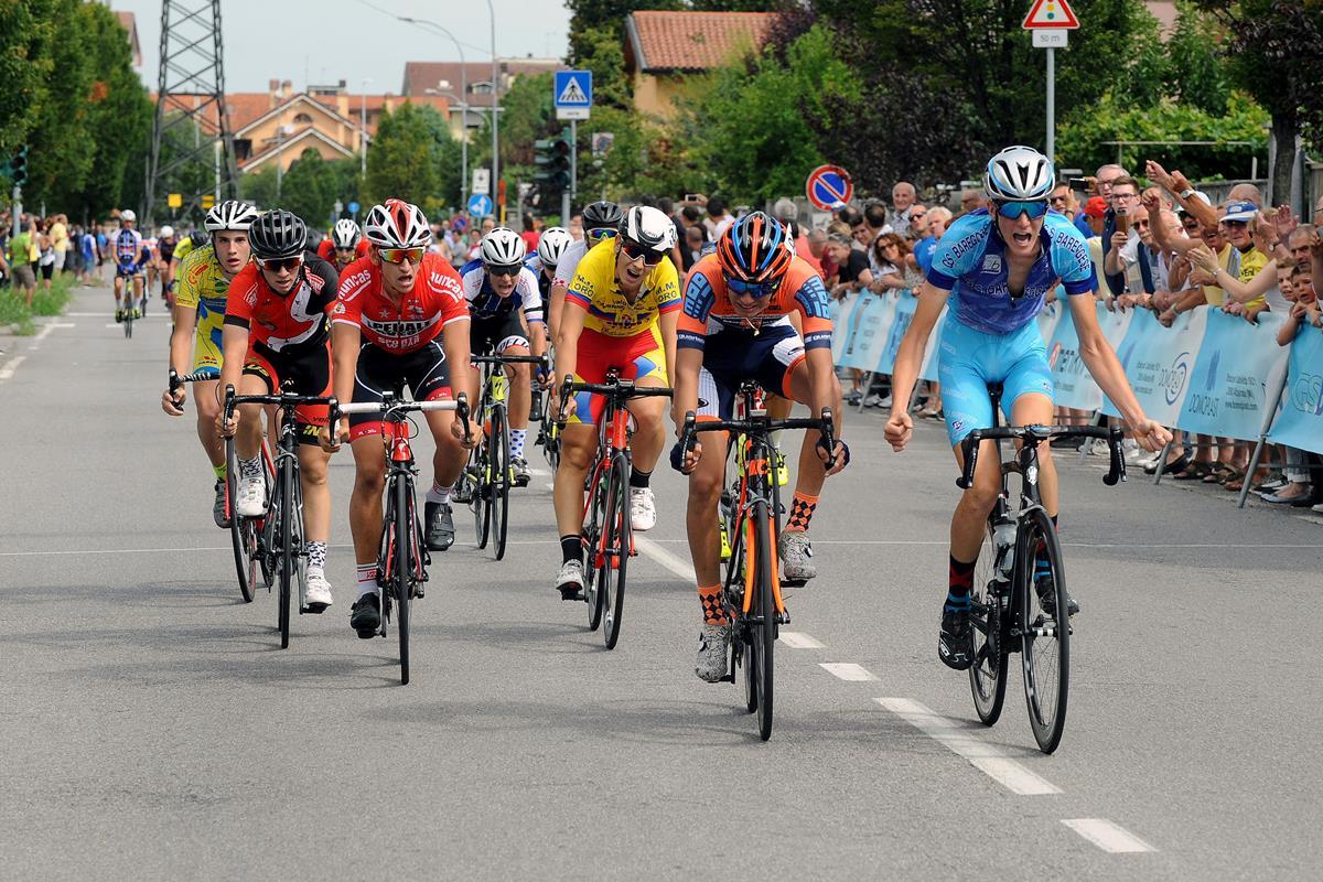 Luca Distasi vince a Bareggio