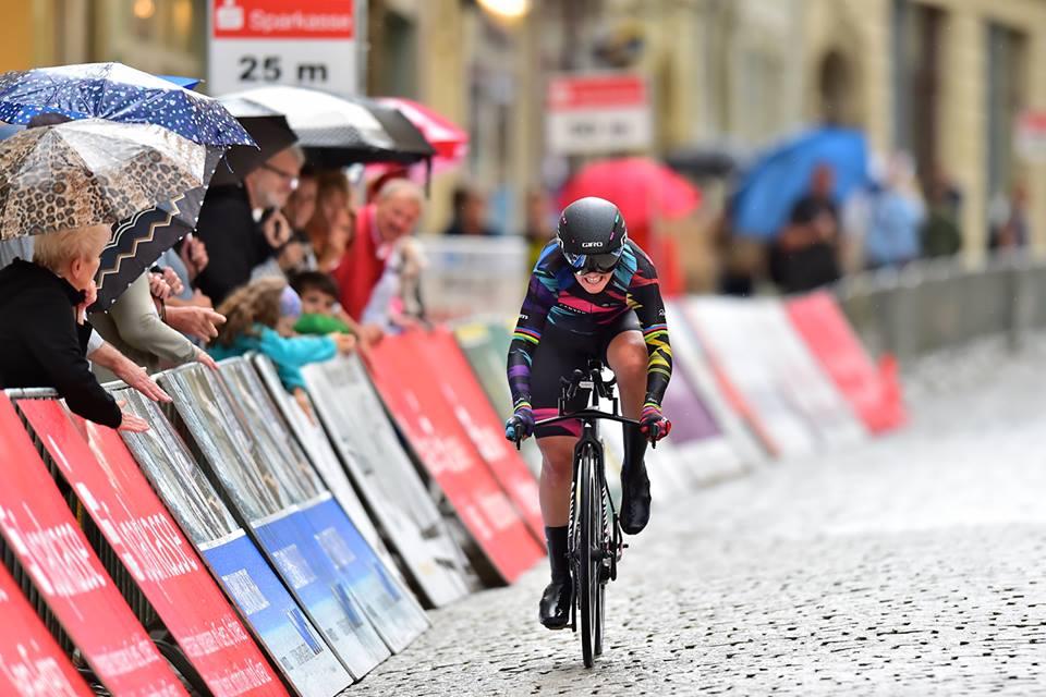 Lisa Brennauer vince il prologo del Thüringen Ladies Tour