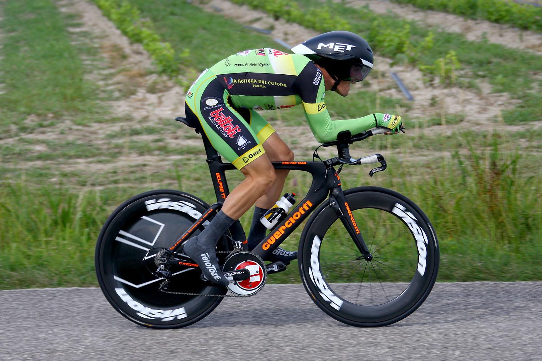 Mattia Cristofaletti vince la cronometro Under 23 di Orsago