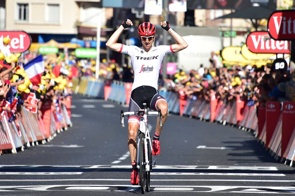 Bauke Mollema vince la 15esima tappa del Tour de France 2017