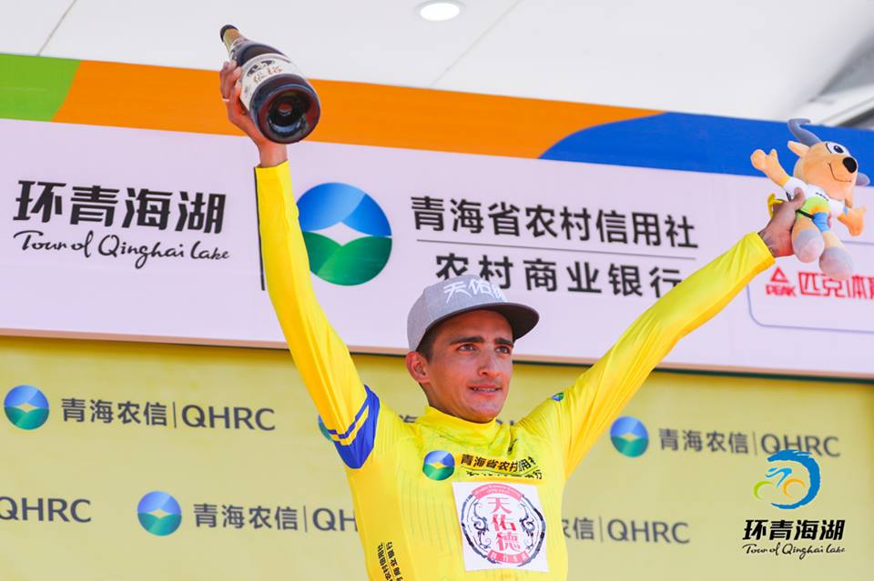 Yonathan Monsalve vince il Tour of Qinghai Lake 2017