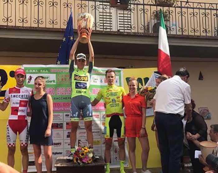 Andrea Montagnoli vince il 62° Giro del Montalbano