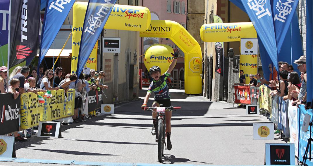 Maria Cristina Nisi è campionessa italiana Marathon