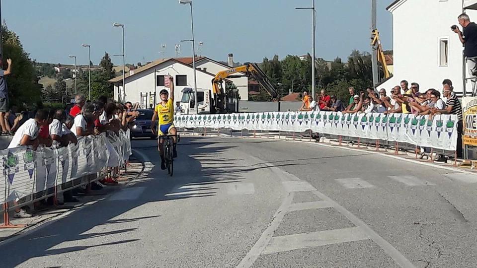 Paolo Marchetti vince il 6° Trofeo Cantarini