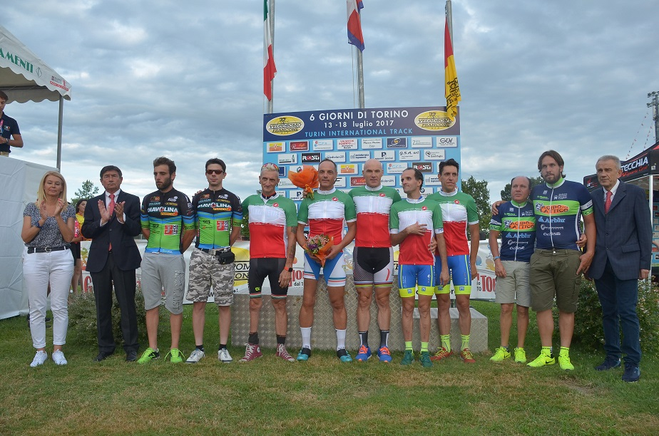 I campioni italiani paralimpici