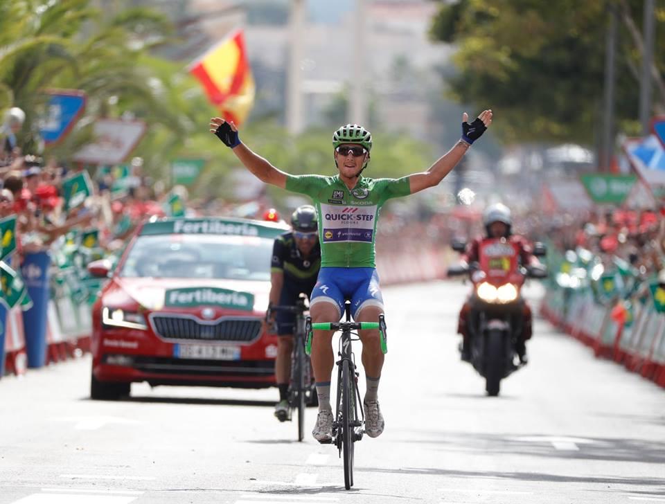 Matteo Trentin vince la decima tappa della Vuelta a Espana 2017