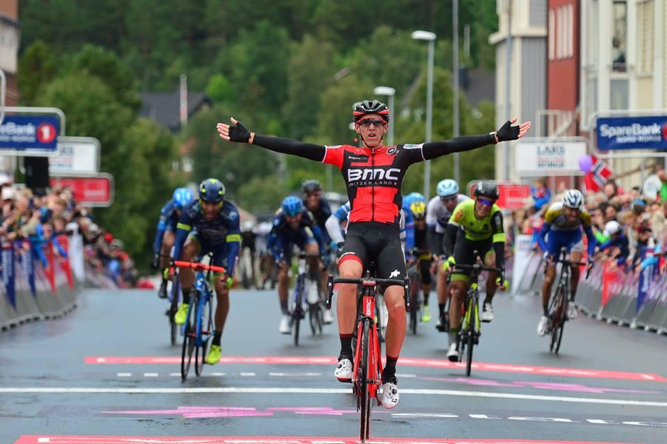 Elie Gesbert vince la prima tappa del Tour de Limousin