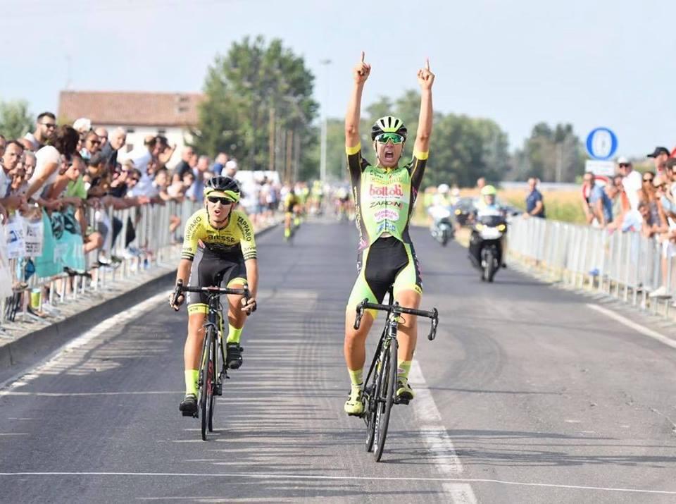 Pasquale Abenante batte Michel Piccot a Guazzora