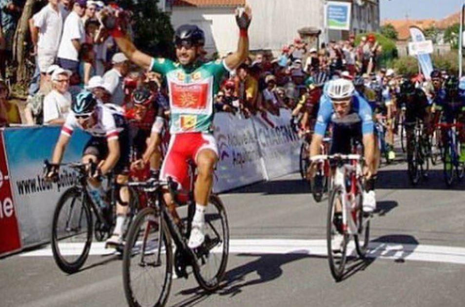 Nacer Bouhanni vince la seconda tappa del Tour du Poitou Charentes 2017