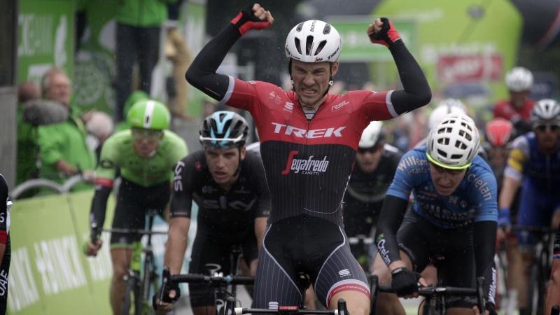 Edward Theuns vince la quarta tappa del BinckBank Tour