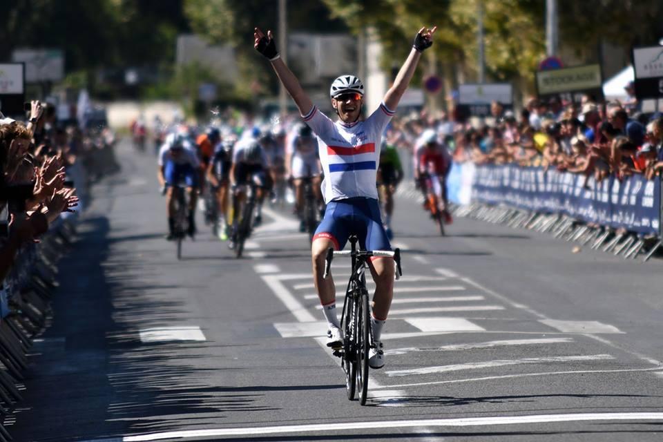 Il britannico Christopher Lawless vince la quarta tappa del Tour de l'Avenir 2017