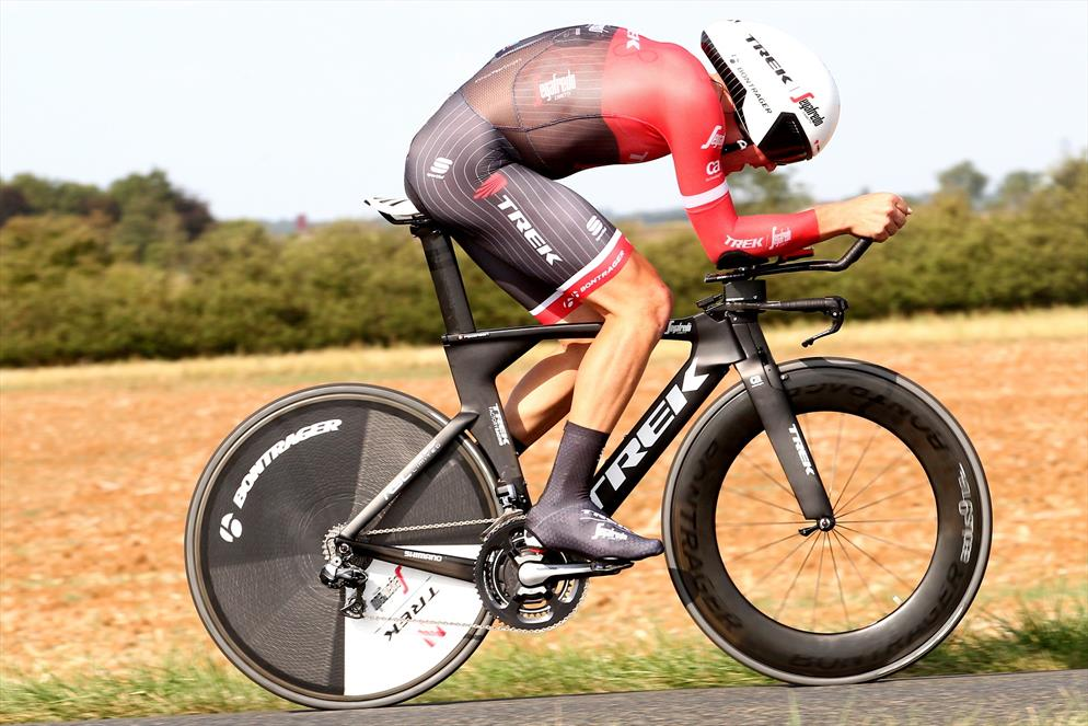 Mads Pedersen vince la quarta tappa del Tour du Poitou Charentes 2017