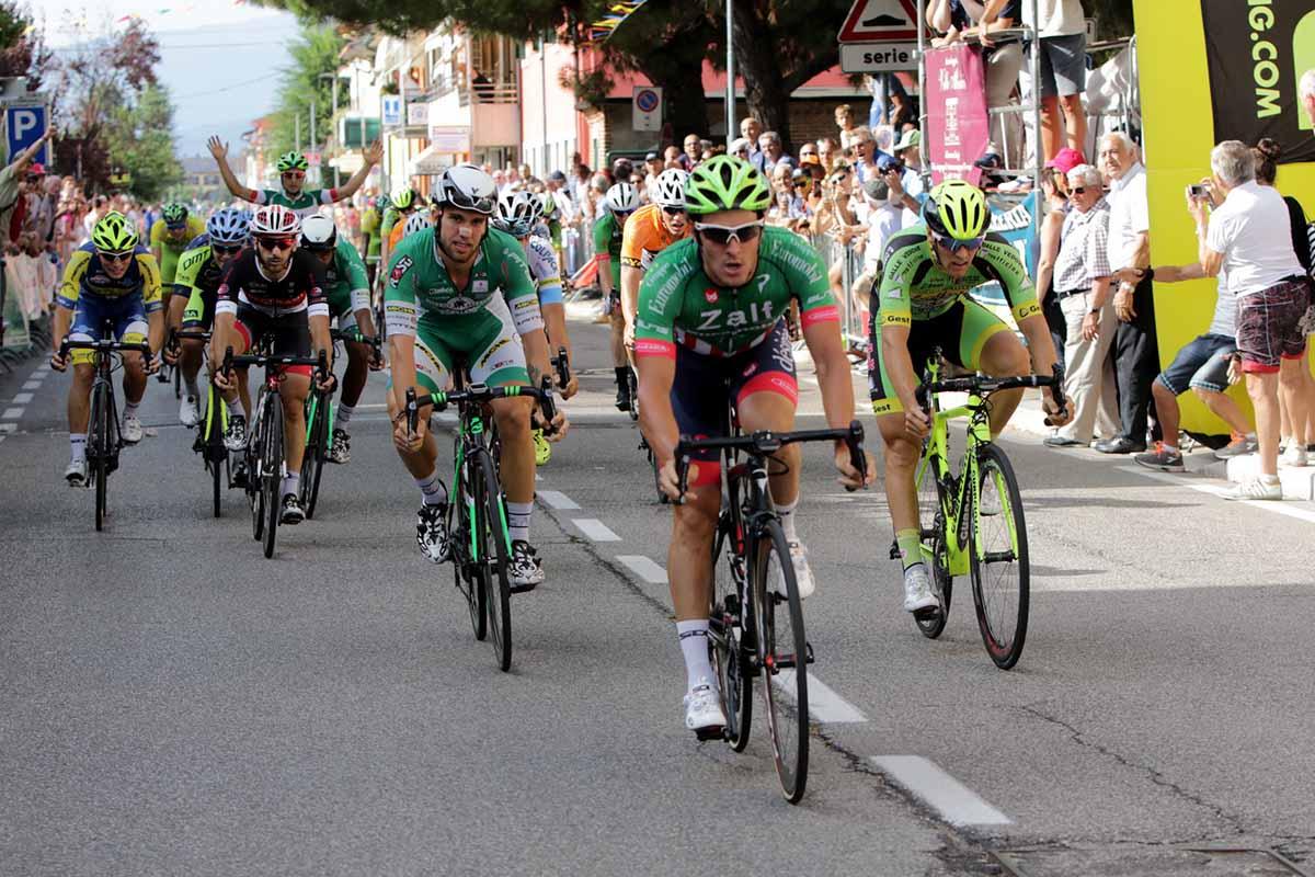 Filippo Calderaro vince il 22° Gp San Luigi a Caselle di Sommacampagna