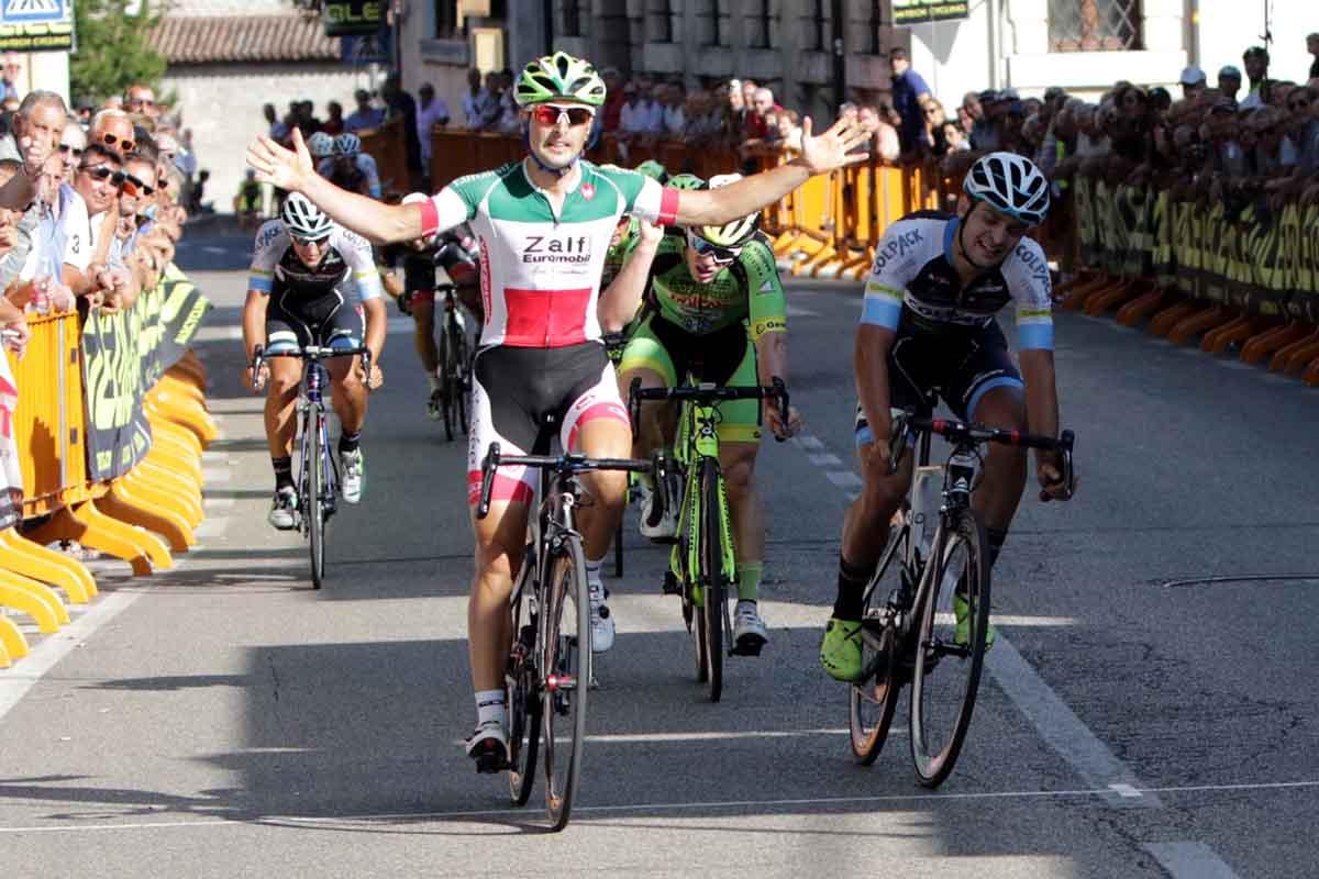Gianluca Milani vince a Sommacampagna