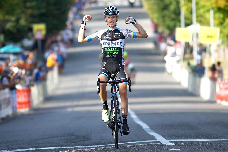 Andrea Garosio vince a Rovescala