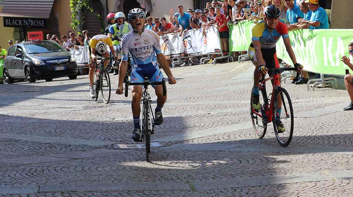 Rocco Imbruglia vince a Clusone