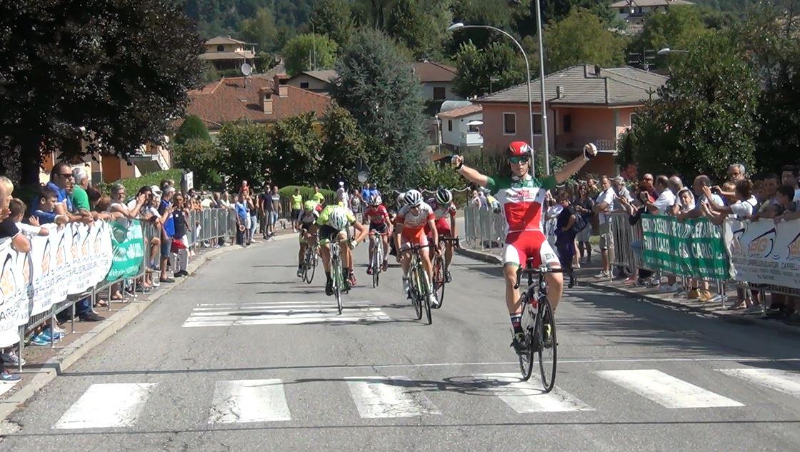 La vittoria di Manuel Oioli nella Brembilla-Laxolo