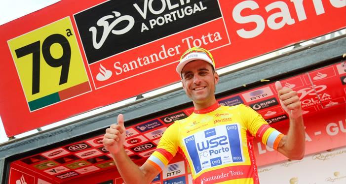 Raul Alarcon vincitore della Vuelta a Portugal 2017