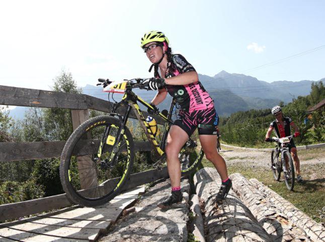 Simona Mazzucotelli vince la classifica femminile della 3TBIKE XXL