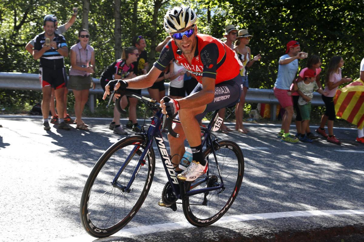 La Trek-Segafredo ufficializza l'arrivo di Vincenzo Nibali, con ...