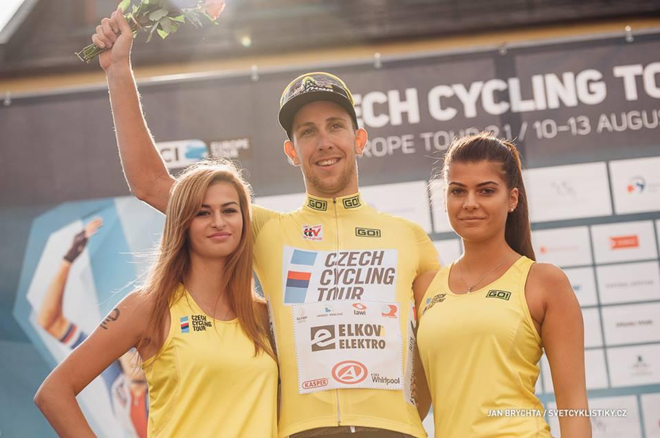 Josef Cerny vince il Czech Cycling Tour 2017