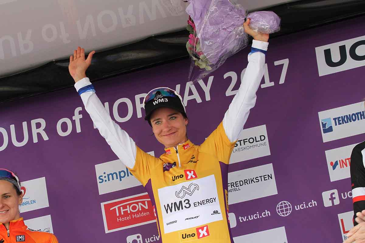 Marianne Vos vince Ladies Tour of Norway 2017