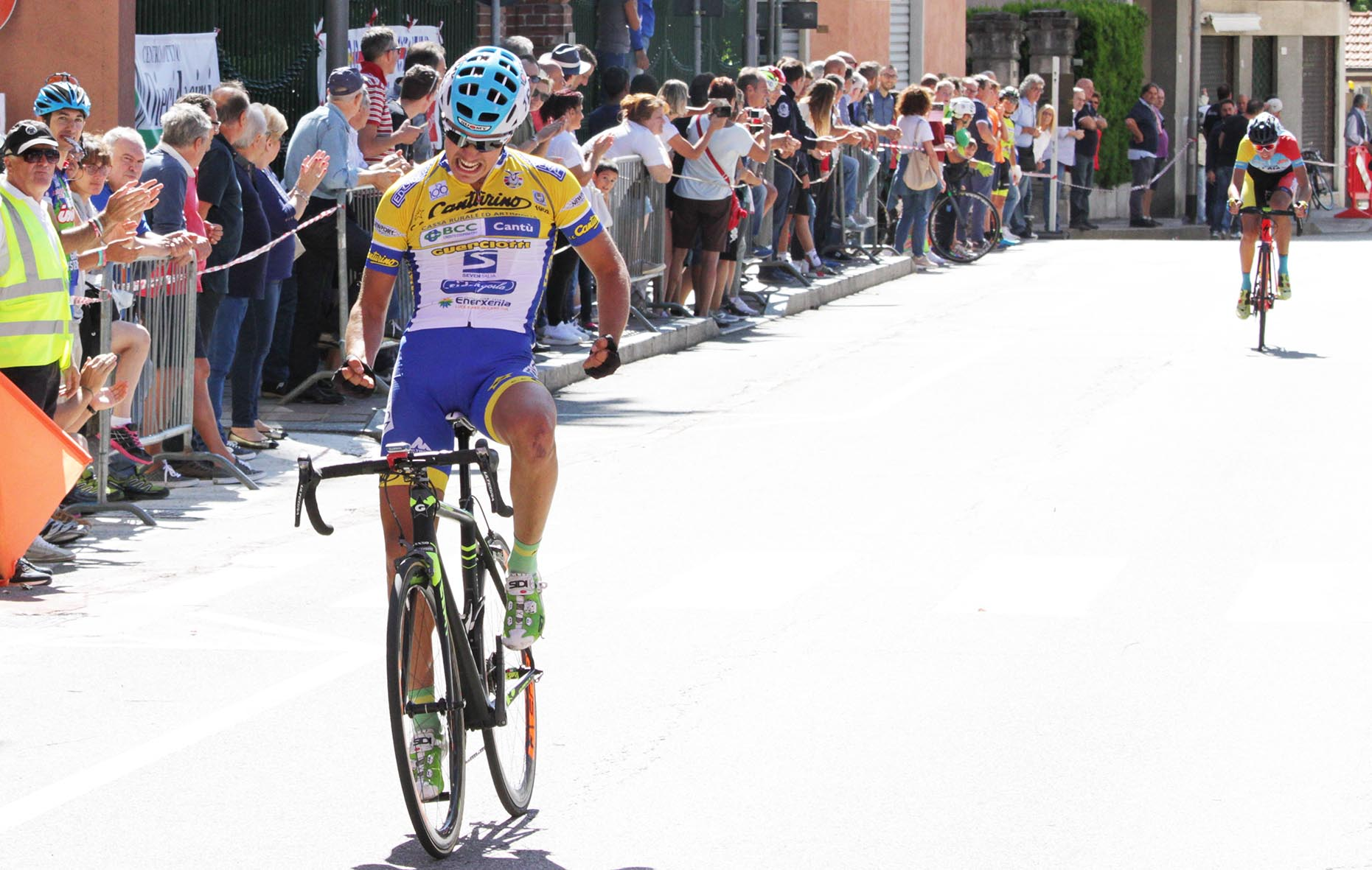 Marco Casarini vince a Pombia