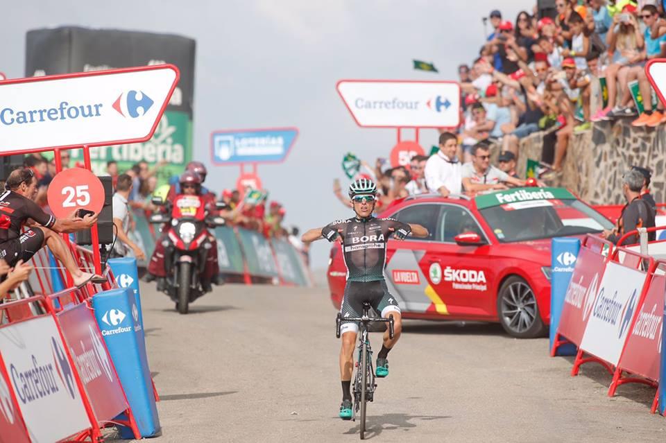 Rafal Majka vince la 14/a tappa della Vuelta a Espana