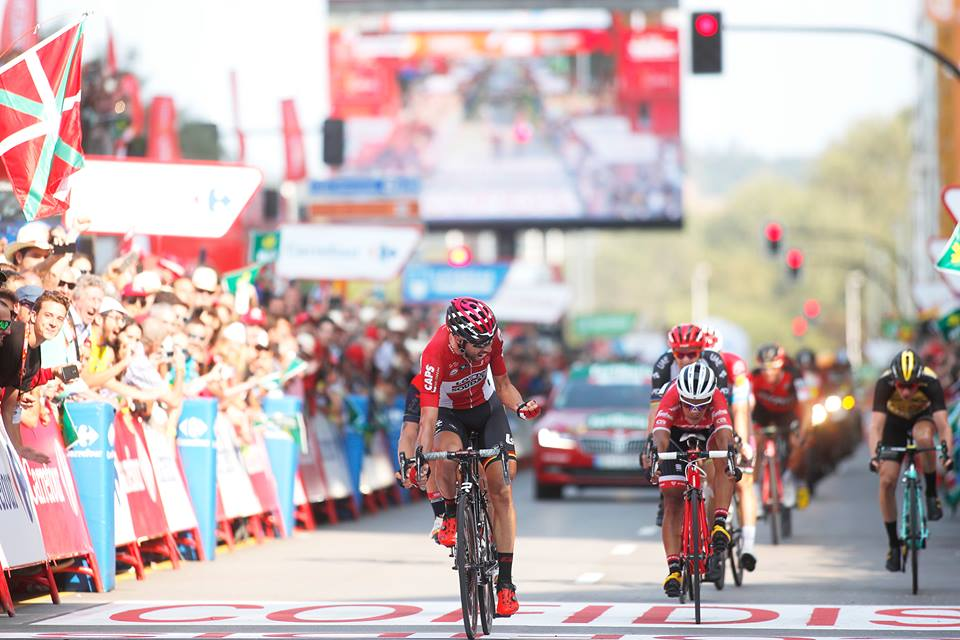 Thomas de Gendt vince la 19/a tappa della Vuelta a Espana