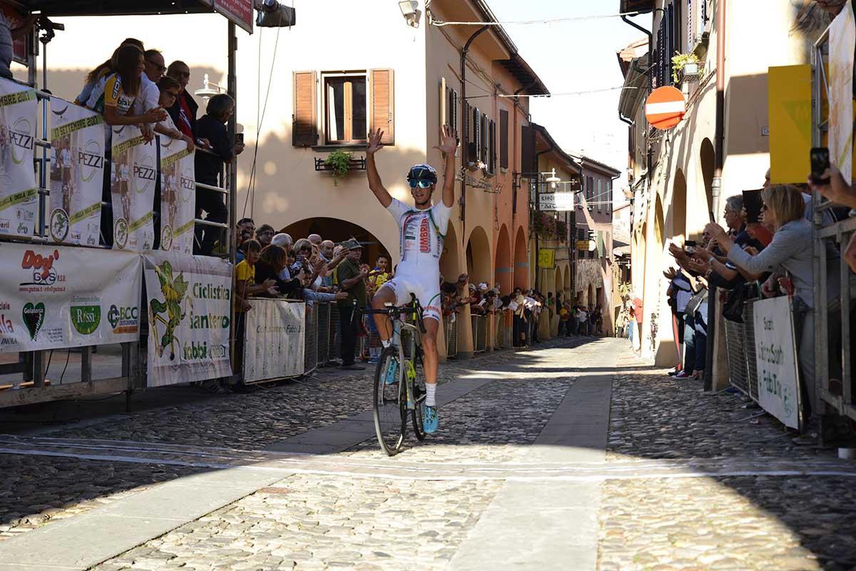 Alessio Pantalla vince il Memorial Luciano Pezzi