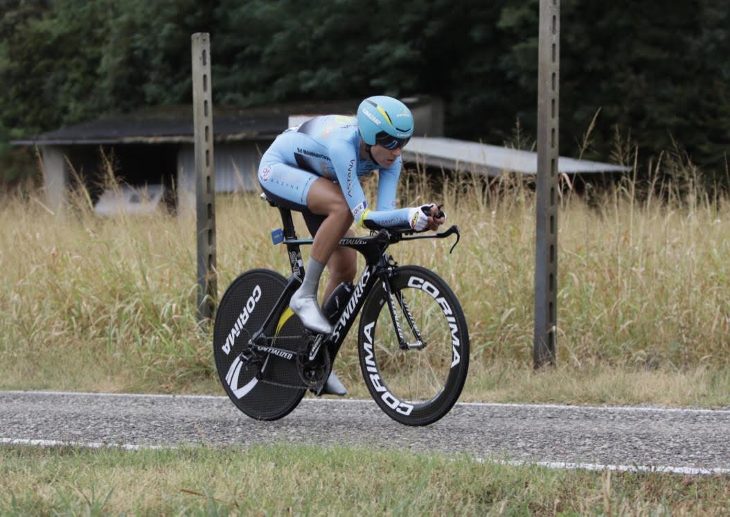 Olena Pavlukhina vince la cronometro di Valeggio sul Mincio per Donne Elite