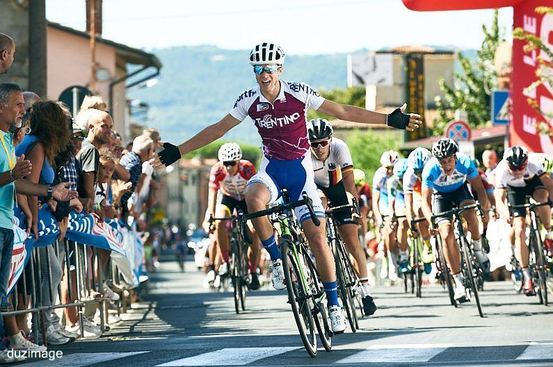 Alberto Marini vince l'ultima tappa del Giro della Lunigiana 2017
