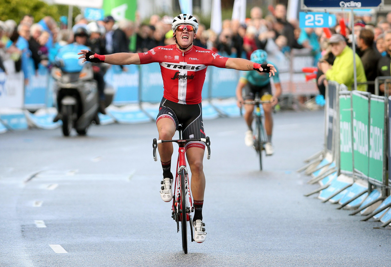 Mads Pedersen vince la terza tappa del Tour of Denmark