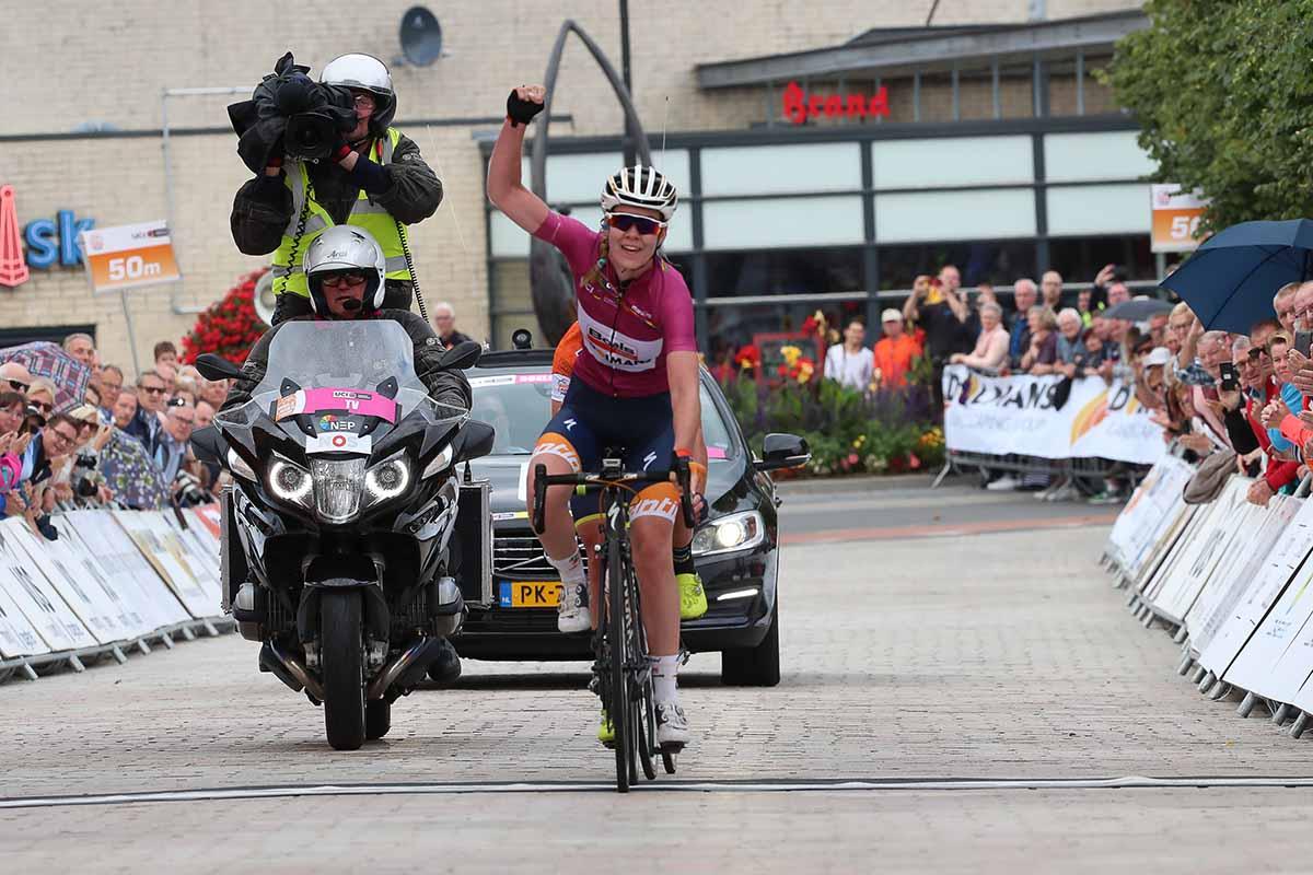 Anna Van der Breggen vince la quinta tappa del Boels Rental Ladies Tour