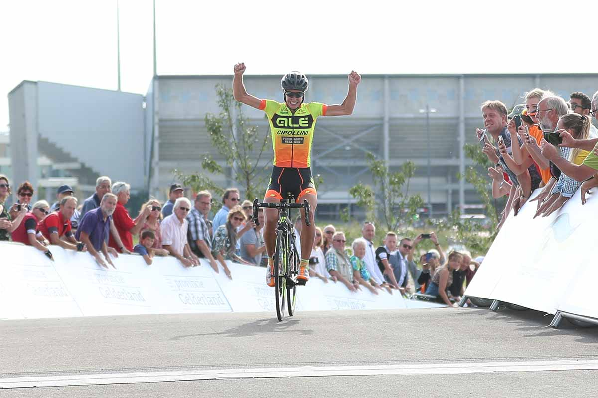 Janneke Ensing vince l'ultima tappa del Boels Rental Ladies Tour