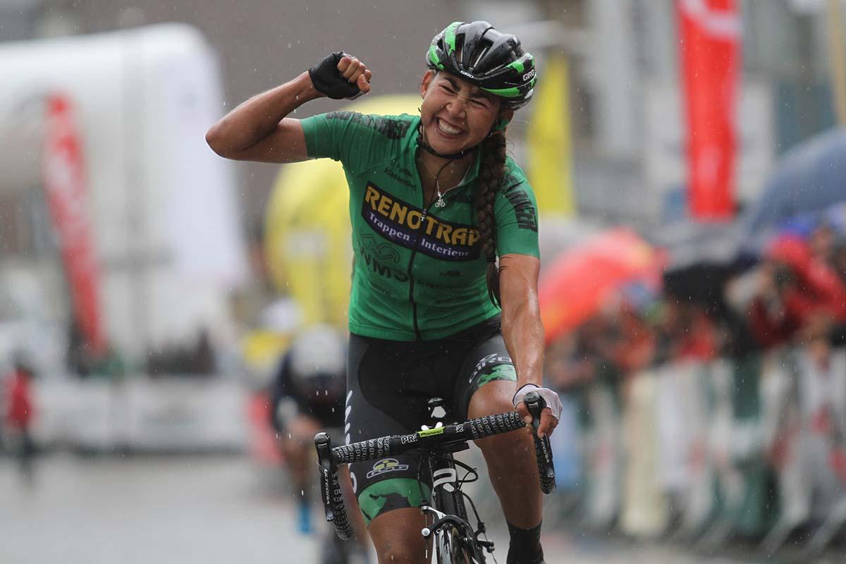 Anouska Koster vince l'ultima tappa e la classifica del Lotto Belgium Tour