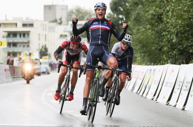 Il francese Alexis Renard vince la prima tappa del Gp Ruebliland
