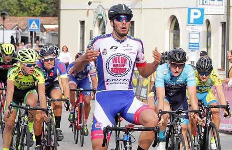 Davide Boscaro vince a Brentonico