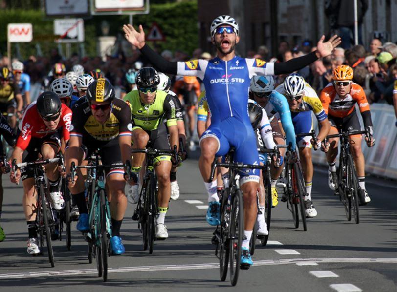 Fernando Gaviria vince la Kampioenschap van Vlaanderen 2017