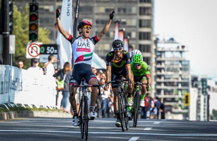 Diego Ulissi vince il Gp de Montreal 2017