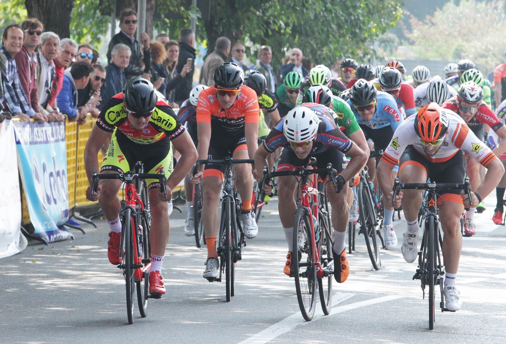 Luca Regalli vince a Codogno