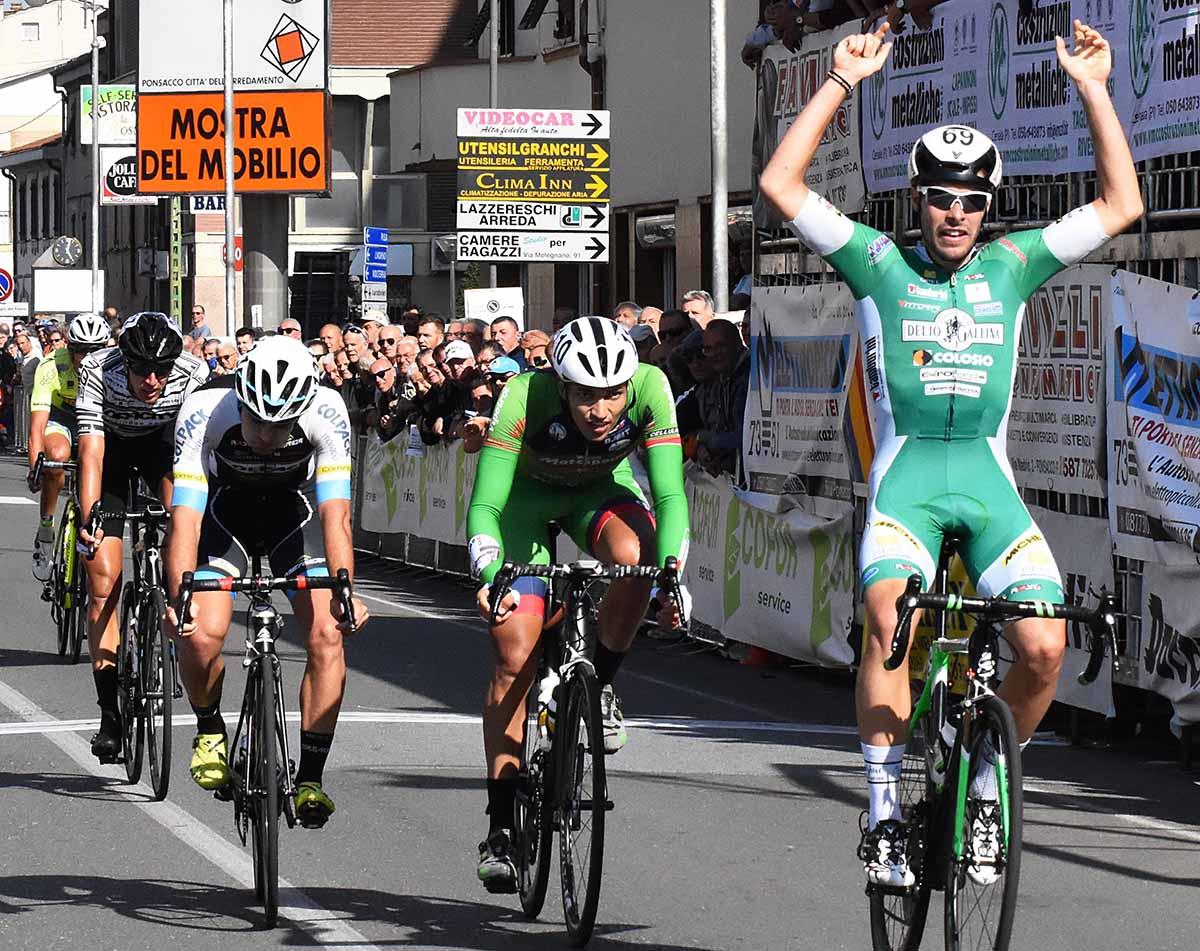 Umberto Marengo vince a Ponsacco