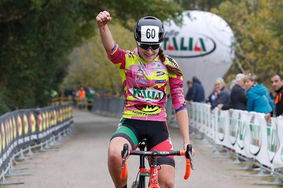 Letizia Brufani vince a Ferentino