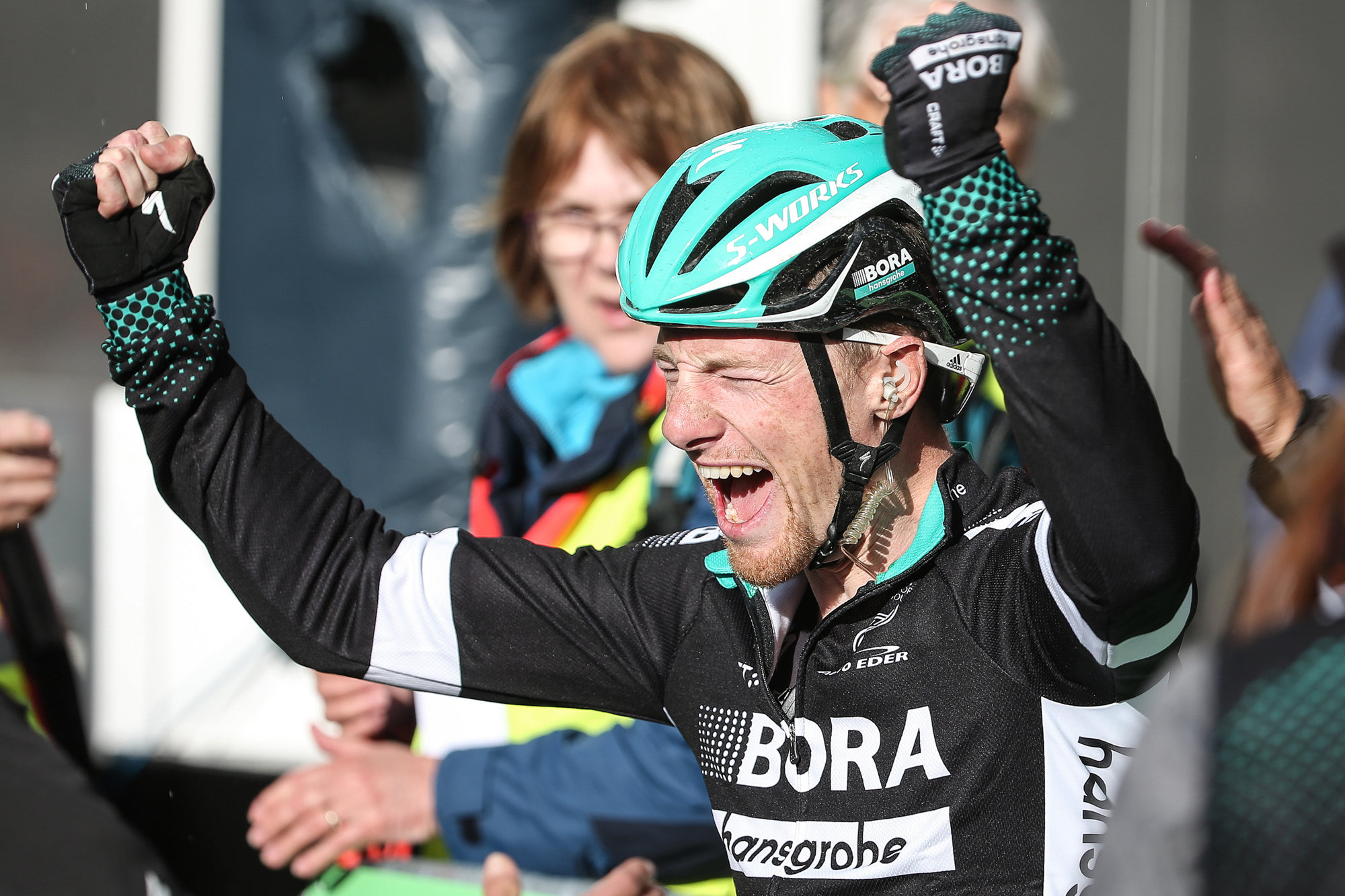 Sam Bennettvince lo Sparkassen Munsterland Giro