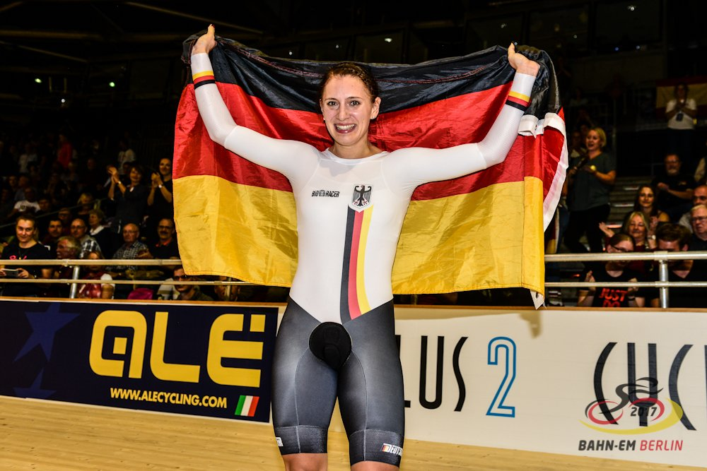 La tedesca Miriam Welte vince il titolo europeo dei 500 mt Cronometrati