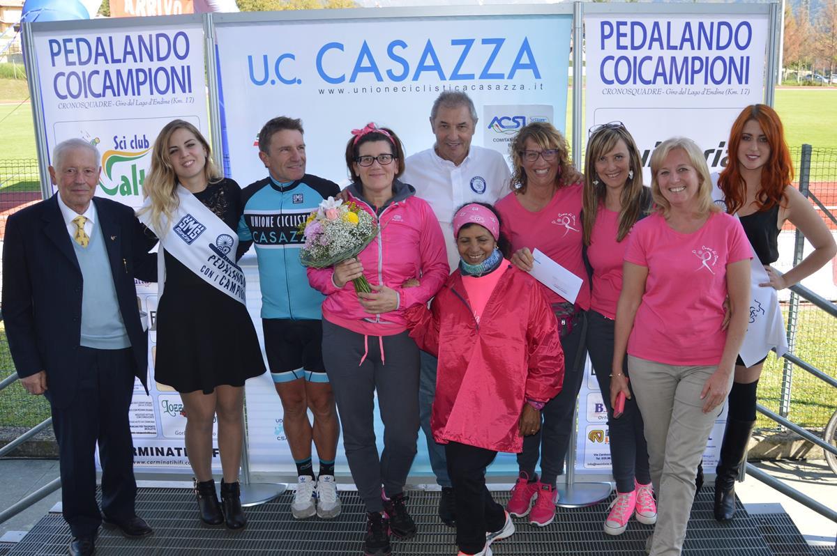 Premiazione Associazione Cuore di donna
