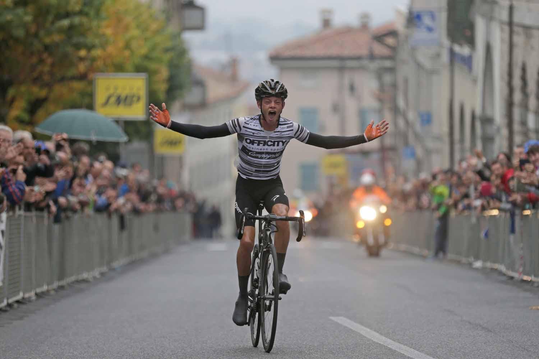 Matteo Fabbro vince la Coppa Città di San Daniele 2017