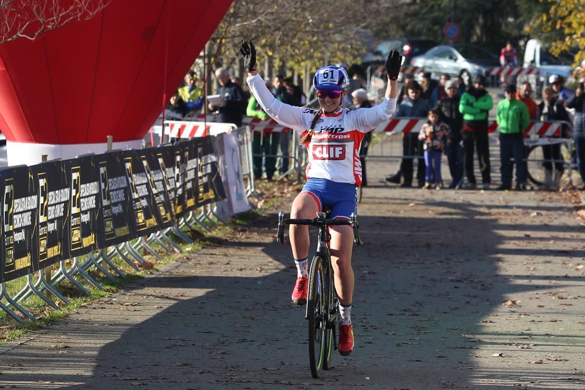 Eva Lechner vince a Brugherio