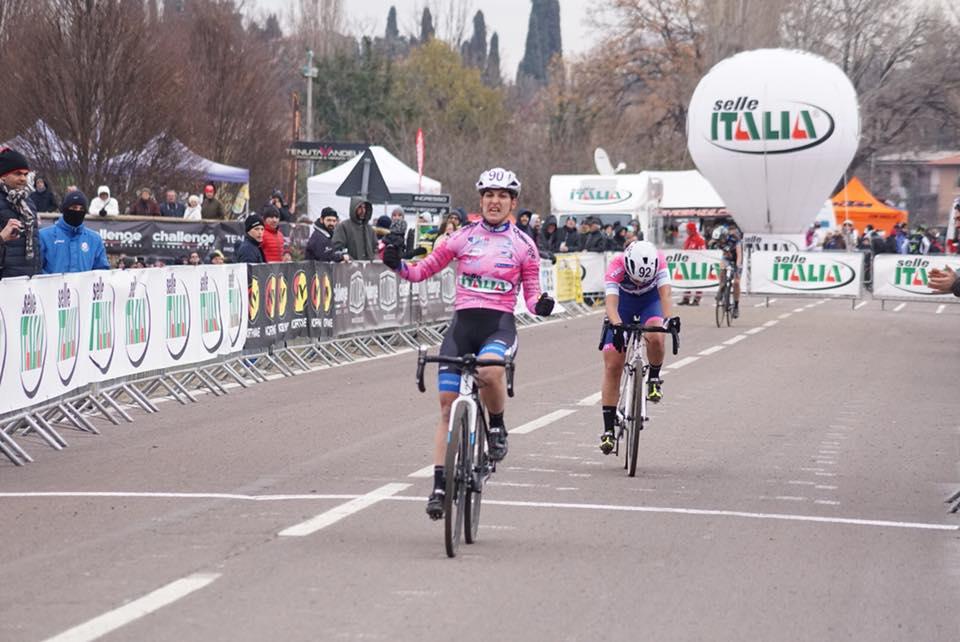 La vittoria di Alessia Bulleri a San Michele dei Mucchietti