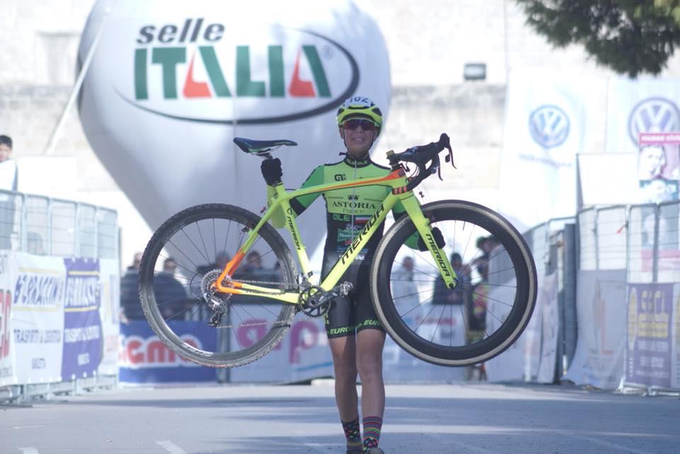 La vittoria di Ivan Carrer a Barletta